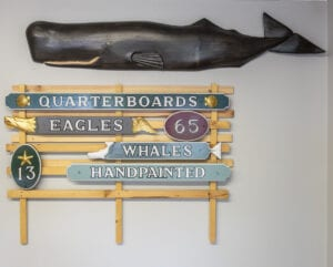 Carving Out History: Master of Maritime Quarterboards and Tavern Signs