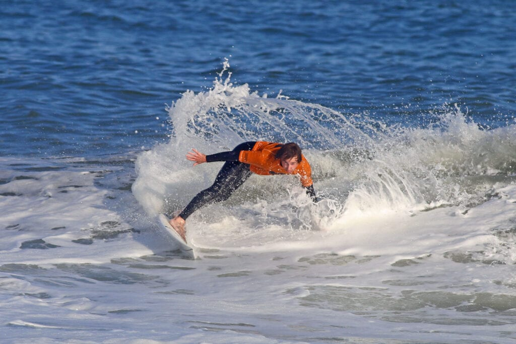 Connor Devaney Jetty Clam Jam by Jim Givas
